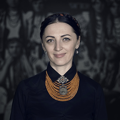 Natalka Khomenko